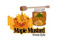 Maple Mustard Logo - Entry #115