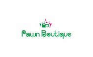 Either Midtown Pawn Boutique or just Pawn Boutique Logo - Entry #109
