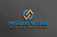Meraki Wear Logo - Entry #113