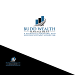 Budd Wealth Management Logo - Entry #391
