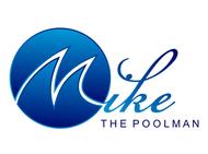 Mike the Poolman  Logo - Entry #161