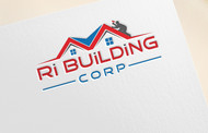 RI Building Corp Logo - Entry #155