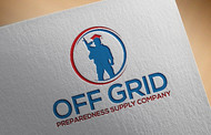 Off Grid Preparedness Supply Company Logo - Entry #31