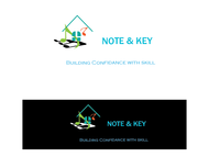 Note & Key Logo - Entry #67