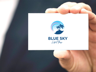Blue Sky Life Plans Logo - Entry #21