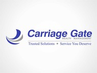 Carriage Gate Wealth Management Logo - Entry #108