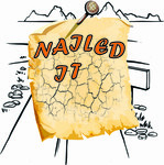 Nailed It Logo - Entry #202