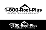 1-800-Roof-Plus Logo - Entry #154
