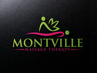 Montville Massage Therapy Logo - Entry #117
