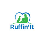 Ruffin'It Logo - Entry #91