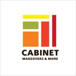 Cabinet Makeovers & More Logo - Entry #224