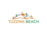 Tuzzins Beach Logo - Entry #320