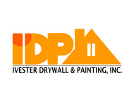 IVESTER DRYWALL & PAINTING, INC. Logo - Entry #162