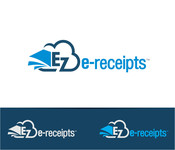 ez e-receipts Logo - Entry #40