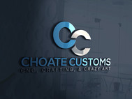 Choate Customs Logo - Entry #476