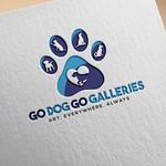 Go Dog Go galleries Logo - Entry #9