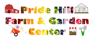 Pride Hill Farm & Garden Center Logo - Entry #91