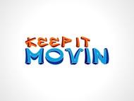 Keep It Movin Logo - Entry #238