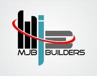 MJB BUILDERS Logo - Entry #46