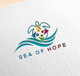 Sea of Hope Logo - Entry #142