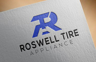 Roswell Tire & Appliance Logo - Entry #70