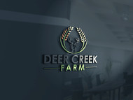 Deer Creek Farm Logo - Entry #118