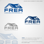 Florida Real Estate Advisors, Inc.  (FREA) Logo - Entry #42