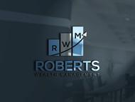 Roberts Wealth Management Logo - Entry #574