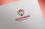 Watchman Surveillance Logo - Entry #259