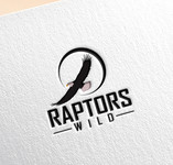 Raptors Wild Logo - Entry #238