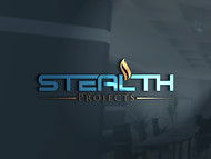 Stealth Projects Logo - Entry #345