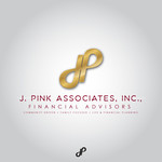 J. Pink Associates, Inc., Financial Advisors Logo - Entry #468