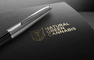 Natural Green Cannabis Logo - Entry #37