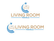 Living Room Travels Logo - Entry #46
