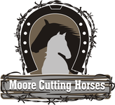 Moore Cutting Horses Logo - Entry #78
