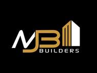 MJB BUILDERS Logo - Entry #125