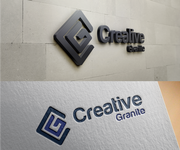 Creative Granite Logo - Entry #293