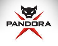 Pandora X Logo - Entry #83