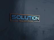 Solution Trailer Leasing Logo - Entry #385