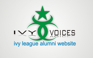 Logo for Ivy Voices - Entry #148