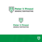 Peter V Pirozzi General Contracting Logo - Entry #131