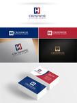 Crosswise Custom Homes Logo - Entry #4