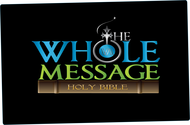 The Whole Message Logo - Entry #98