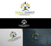 Sabaz Family Chiropractic or Sabaz Chiropractic Logo - Entry #134