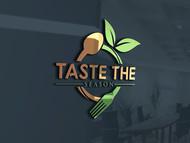 Taste The Season Logo - Entry #60