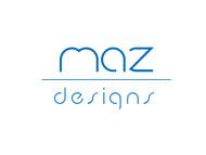 Maz Designs Logo - Entry #108