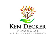 Ken Decker Financial Logo - Entry #184