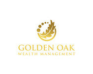 Golden Oak Wealth Management Logo - Entry #197