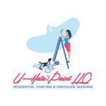 uHate2Paint LLC Logo - Entry #31