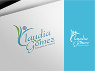 Claudia Gomez Logo - Entry #132
